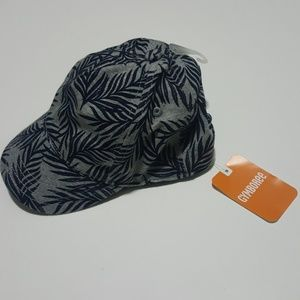 NWT Toddler Boy Gymboree Palm Leaves Baseball Hat